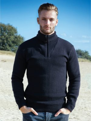Friese-schipperstrui-navy