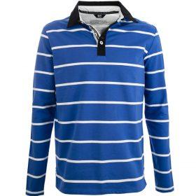 RW rugbypolo Raf kobalt-offwhite