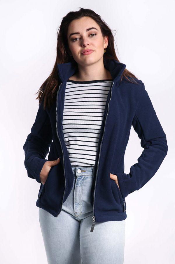 esprit vest blue