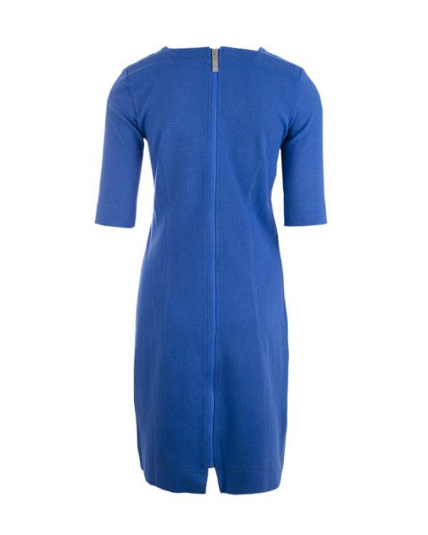 RW jurk Inez kobalt