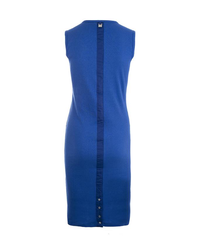 RW jurk Nina kobalt