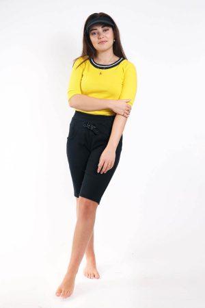 Lauren short navy
