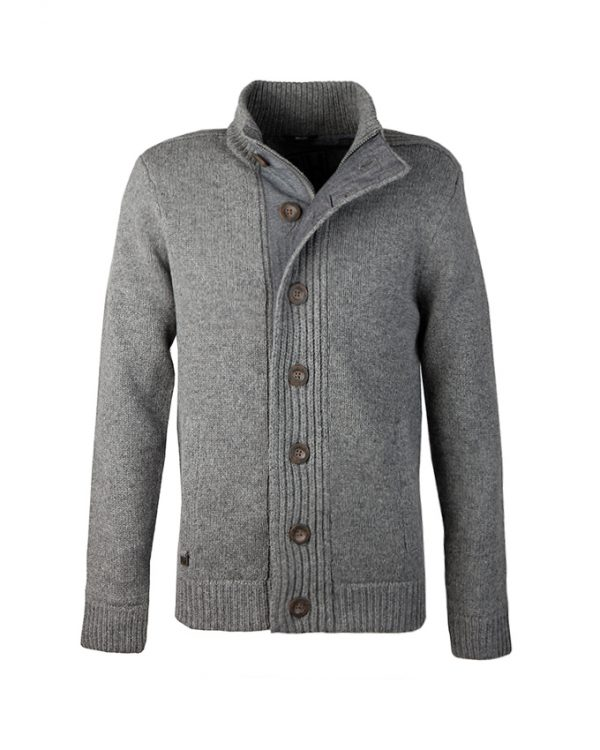 RW windstopper vest Brett grey