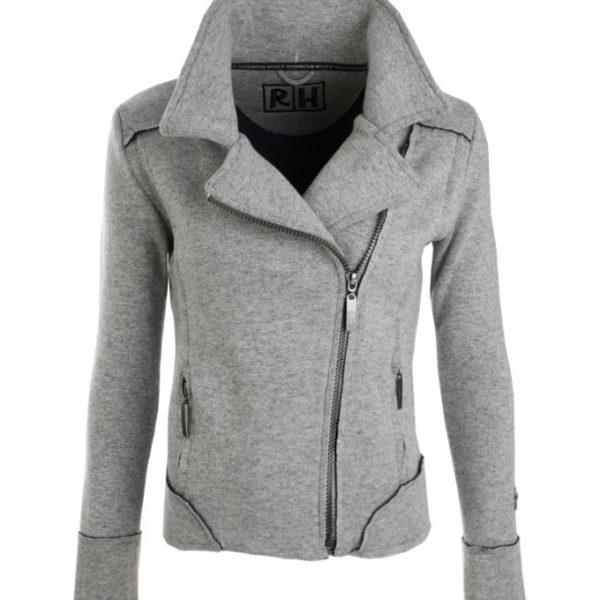 RW cardigan Fame grey