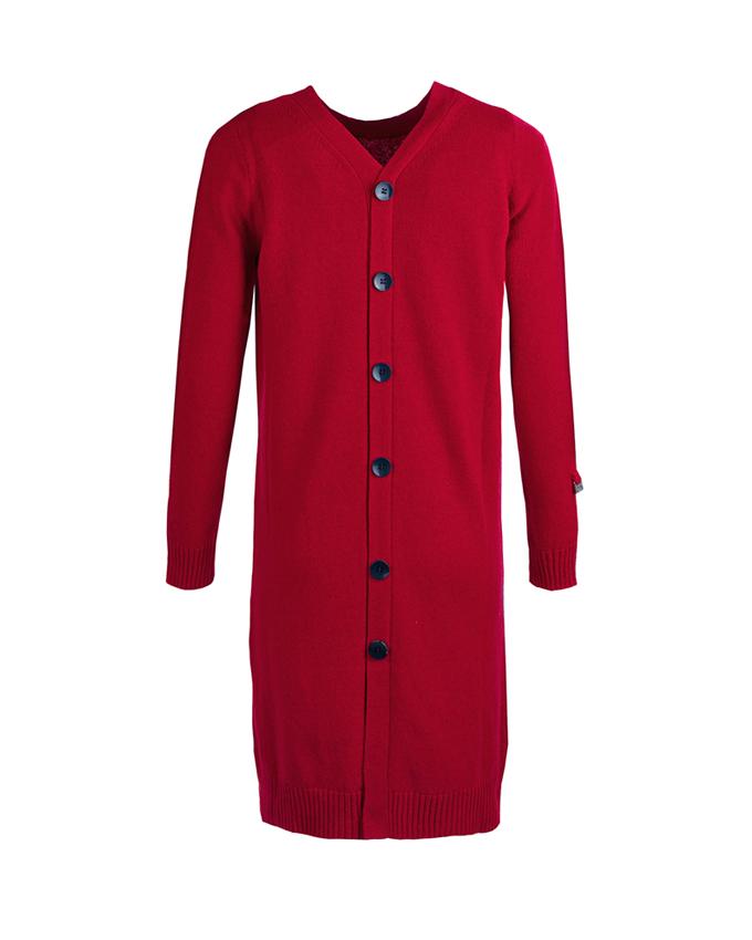 RW dress Jenn burgundy
