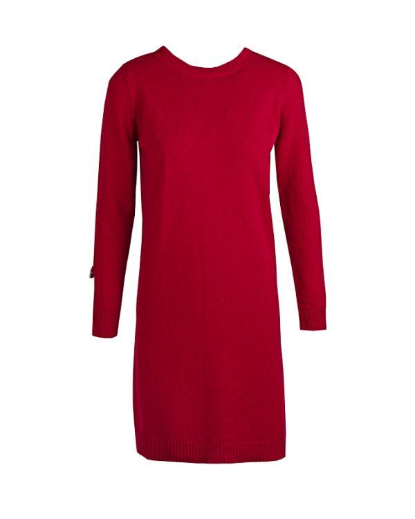 RW jurk Jenn burgundy