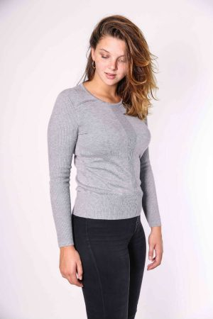 plony pullover grey