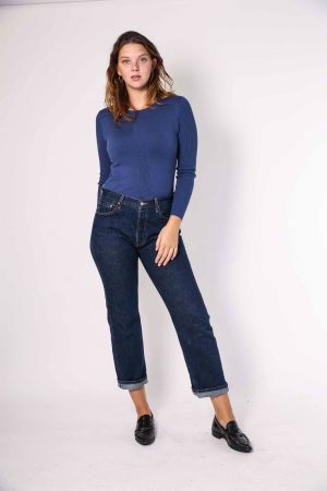 plony pullover french navy