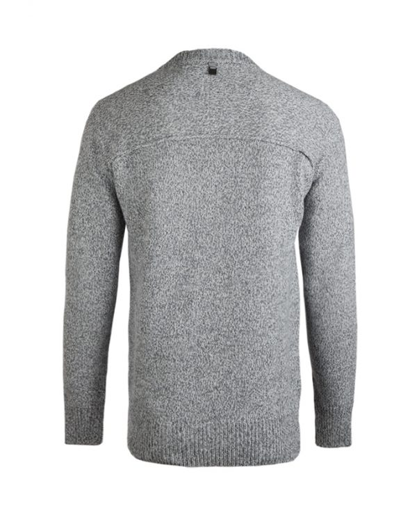 RW pullover Robby grey