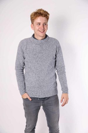 robby pullover grey