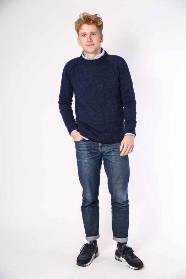 robby pullover navy