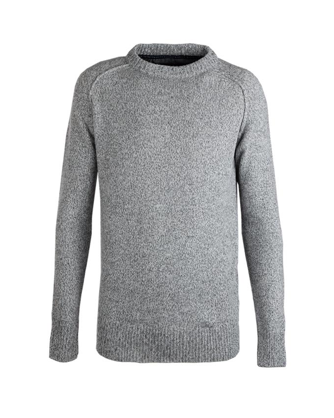 RW pullover Robby grey