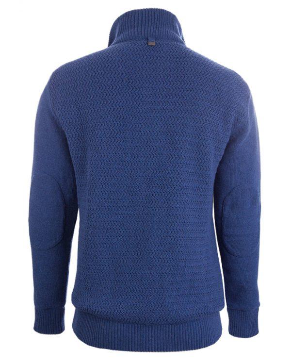 RW Tim vest mid blue