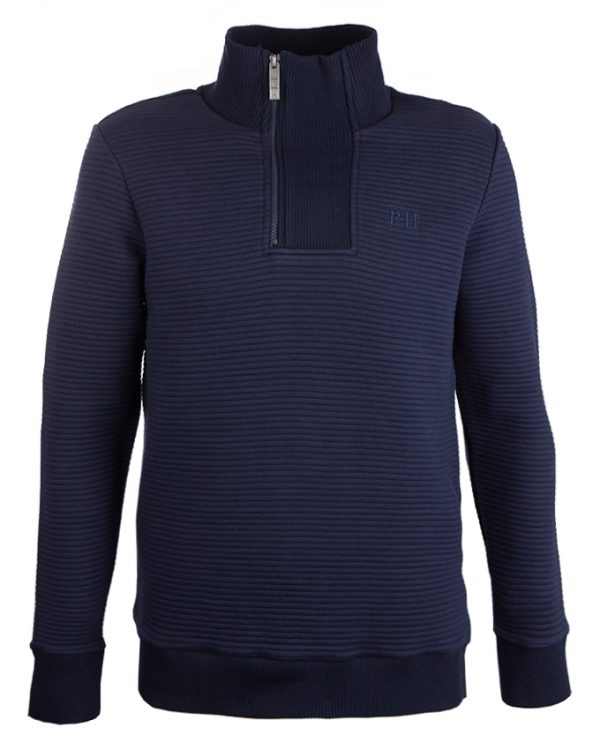 jeff rw sweater navy