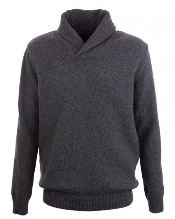rw pullover cap antraciet