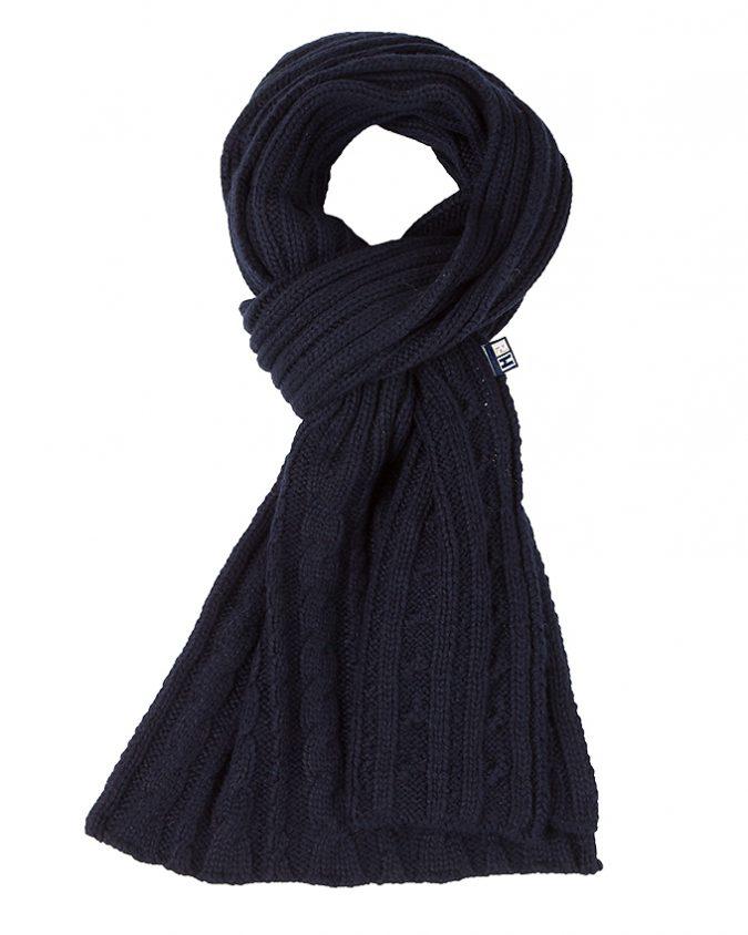 Cable shawl marine