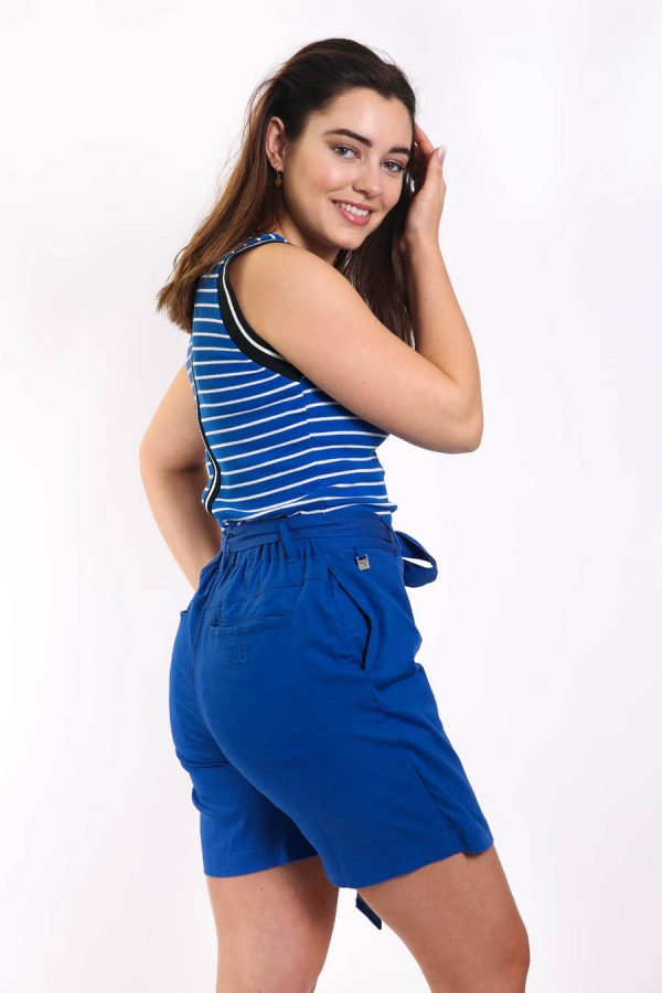 Brook skirt blauw