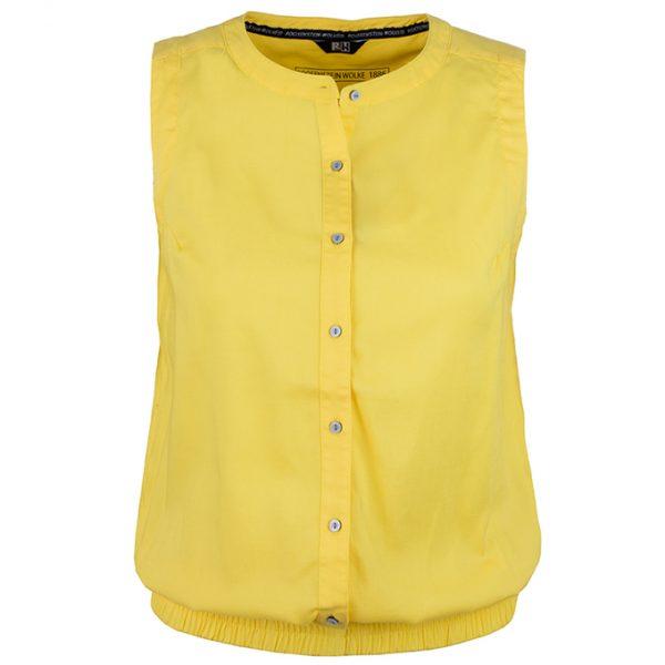 Mona blouse geel