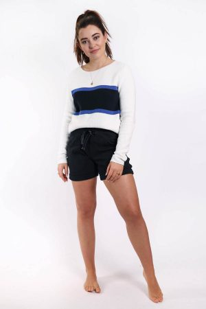 eva short navy