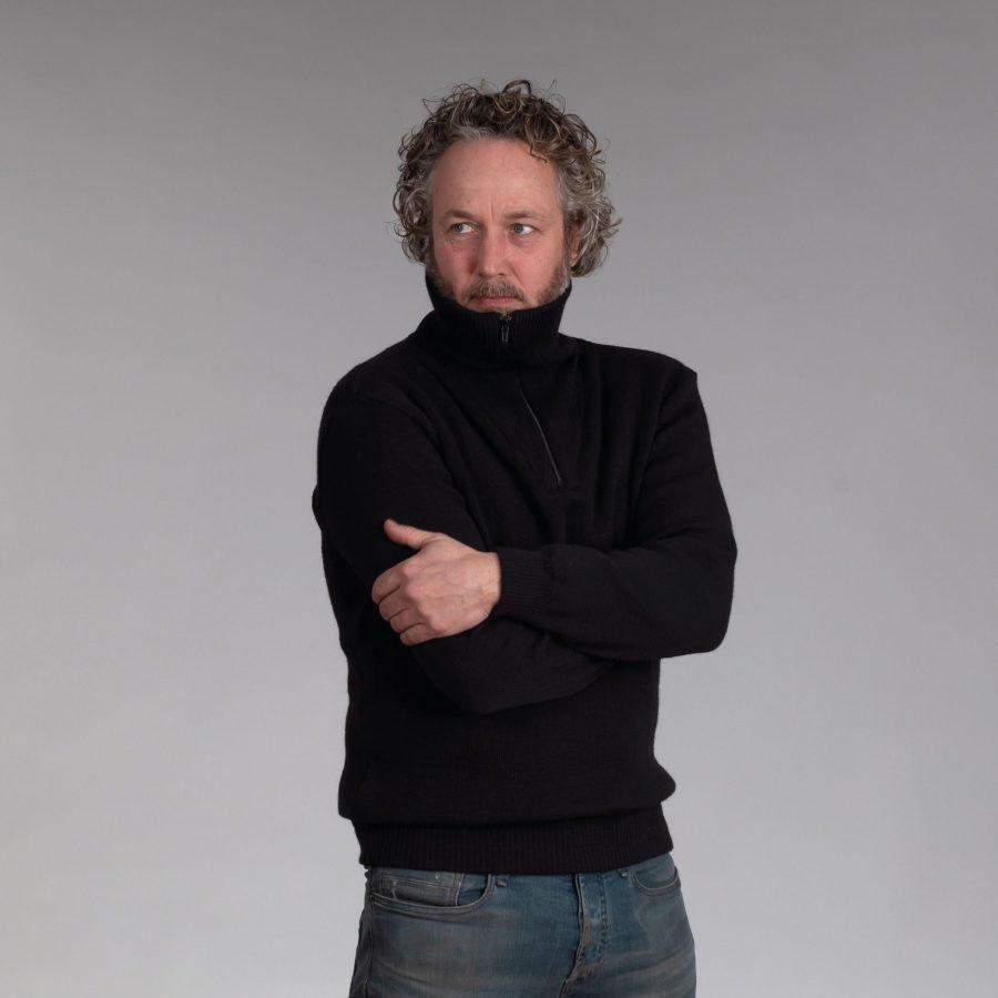 Friese schipperstrui black